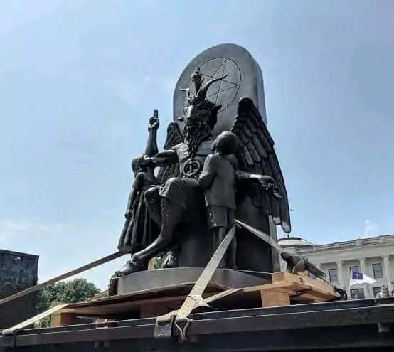 South Africa Becomes the First African Country to Embrace Church of Satan