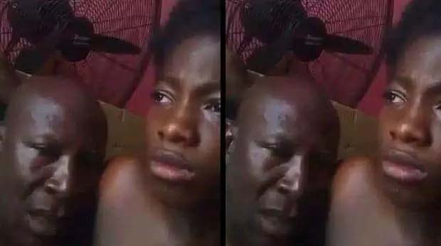 44yrs Old Man Arrested for Chopping His Own Daughter