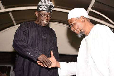 'There's No War, Cold or Hot, Between Tinubu and Aregbesola'