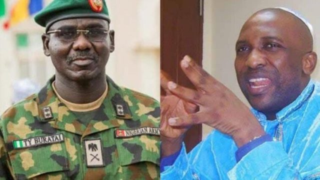The Chief of Army Staff will Face an Assassination Attempt - Primate Ayodele