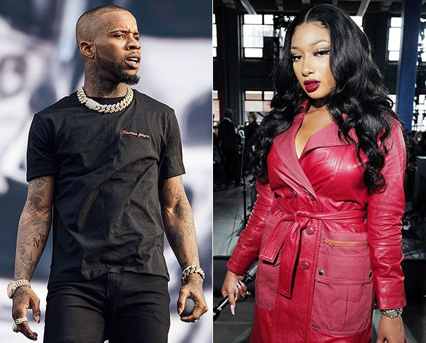 Rapper, Tory Lanez arrested on gun charge after house party fight leaves Megan Thee Stallion hospitalized