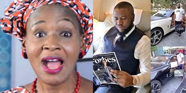 Hushpuppi is Bisexual - Says Controversial Journalist  Kemi Olunloyo