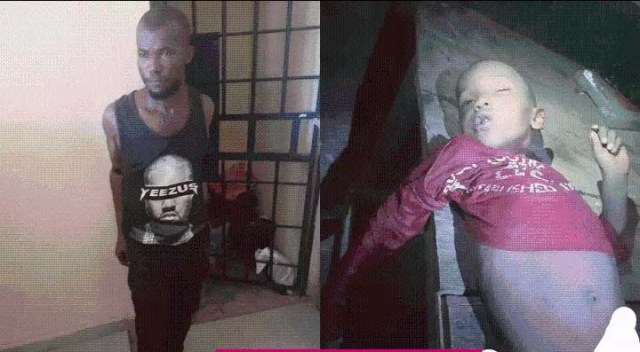 Man Machet His Own Son to Death in Anambra State
