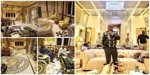 Photos of Kiddwaya's Billionaire Dad