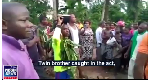 Twin  Poisons His Brother's Food