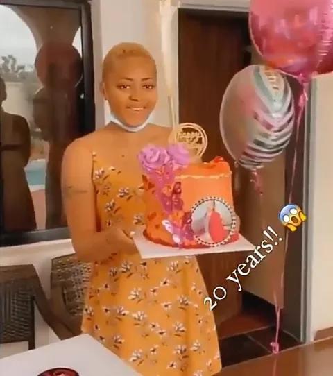 Regina Daniels Turns 20