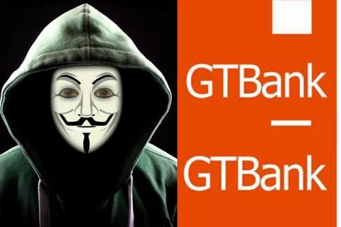 Anonymous Allegedly Hacks GTBank
