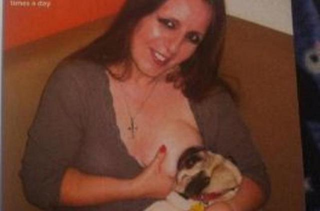 Terri Graham, California Woman Who Breastfeeds Dog