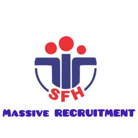 Massive Recruitment Exercise 2020