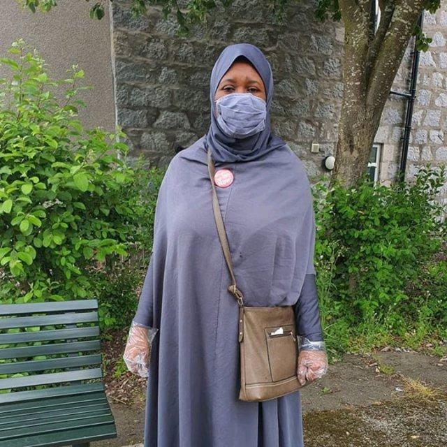 Right Activists Aisha Yesufu