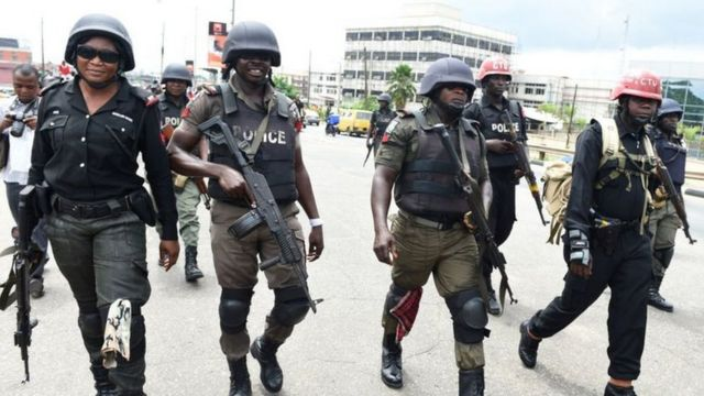 Kidnaps Nigeria Police Officers