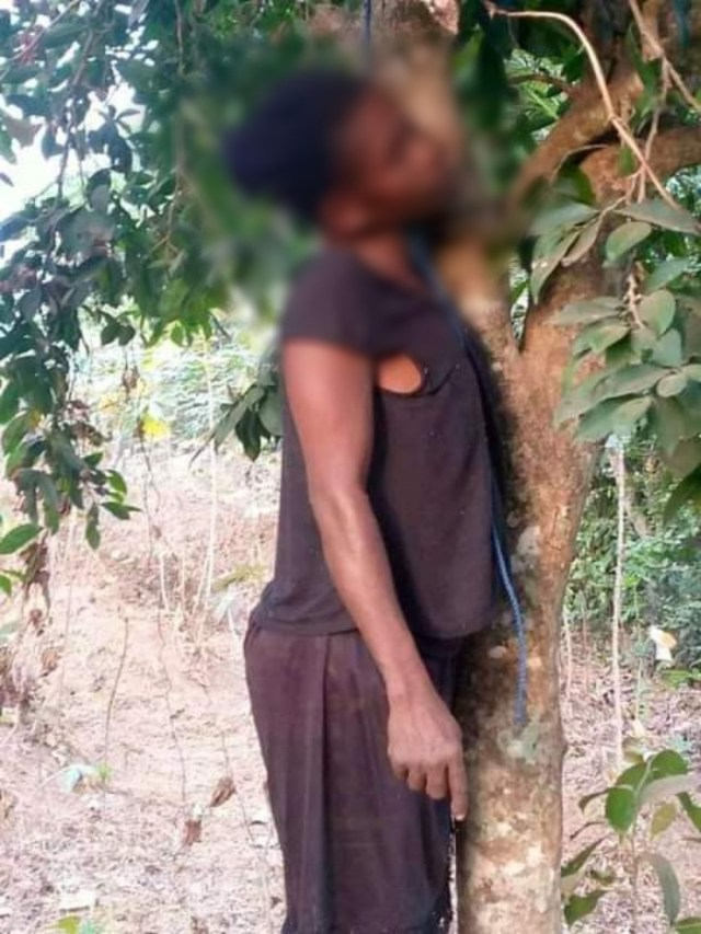 So Sad! Mother Of Five Commits Suicide In Ebonyi Because of Hardship