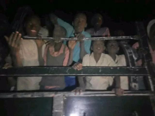 340 abducted Katsina Schoolboys