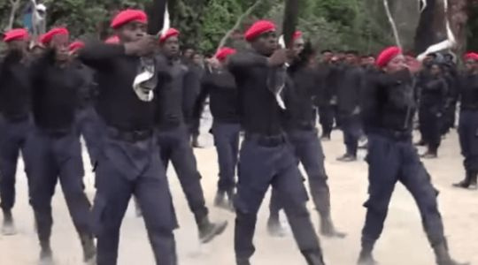 Security Outfit Launched By IPOB