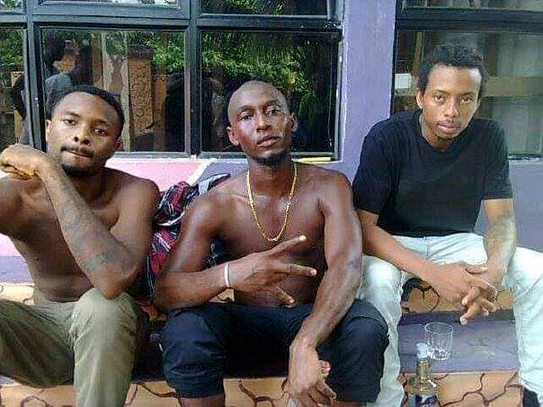 Nigerian Rapper Who Killed