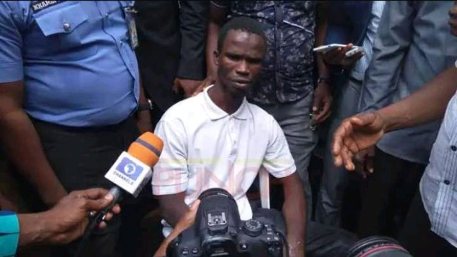 4 Nigerian Students Who Were Sentenced To Death By Hanging