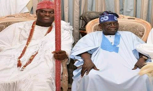 TENSION As Sunday Igboho Threatens To Deal With Ooni, Destroy Properties Belonging To Tinubu, Other Politicians Not Supporting His Struggle