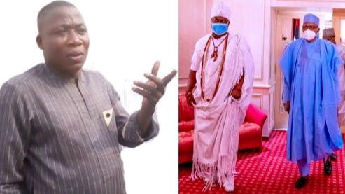 Ooni Forgives Sunday Igboho