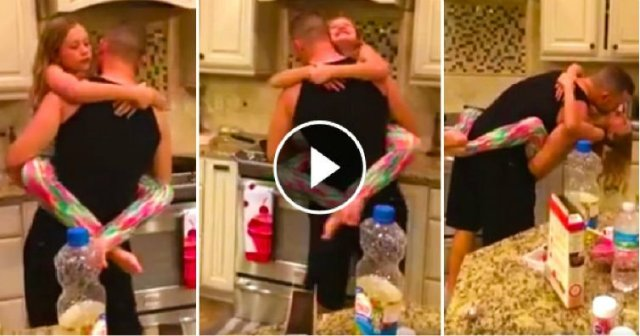 She Caught Her Husband Doing This To Their Daughter And She Filmed It [Watch Video]