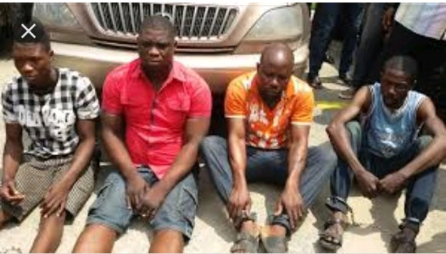 VIDEO: The Day I Was Arrested Was the Day I Failed To Read Psalm 121, Bank Robber Cries Out