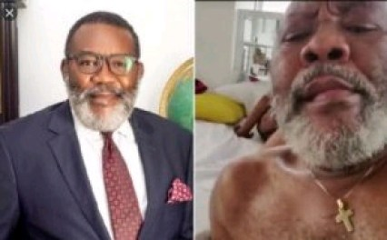 IMAGINE! Imo Commissioner, Willie Amadi Threatened Man Sent to Jail Over His Leaked S3x Tape