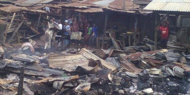 Sasha Market Crisis: Soldiers Demanded N25, 000 Naira Each To Rescue Us- Shasa Chairman (Video)