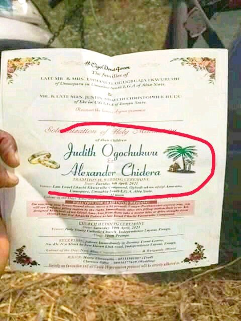 Tragedy As Igbo Man Just Died In An Accident Days Before His Wedding