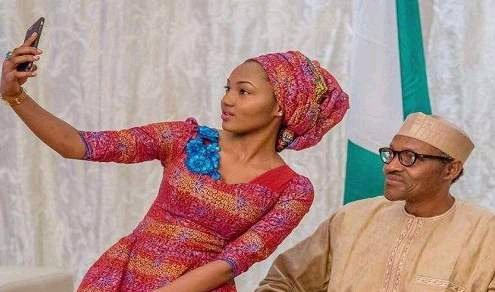 BOMBSHELL: Buhari's Daughter Accused Of Defrauding Nigeria Of N51bn As She Demands Retraction Of Report