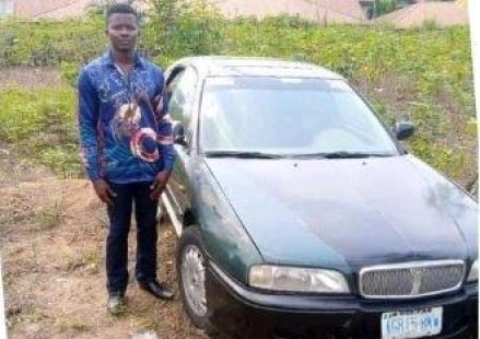 Pastor Arrested After Decomposing Bodies of Two Siblings Were Found In His Car (VIDEO)