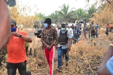 SAD - Mother of 4 Kill and Buried In Shallow Grave After Kidnappers Collected N650k Ransom In Delta State