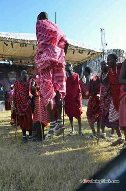 the Adamu Dance Video