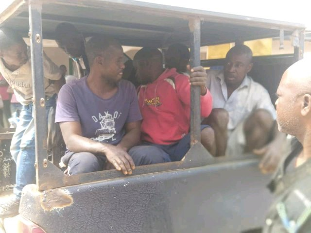 Sad - Middle- Aged Man Tortured To Death Over A Missing Goat in Benue State