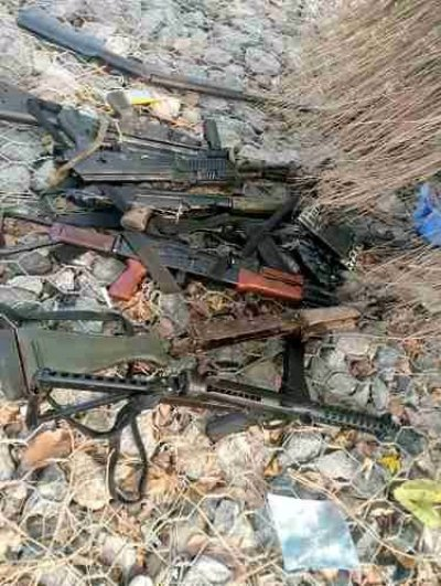 Security Operatives Kill 4 Suspected Pirates In Uyo, Recover Firearms, Speed Boat, Others