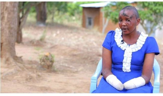 Woman Whose Hand Was Cut Off Because She Was Barren is Now Pregnant For Another Man