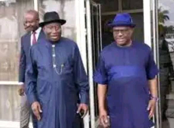 As Jonathan Prepares To Accept APC's Presidential Ticket, Jagaban Ready To Unleash The Unknown