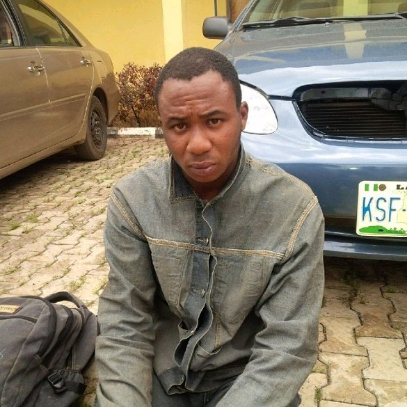 """""""I Only Killer Her For Fun"""" Polytechnic Student Who Raped And Murdered His Girlfriend Confesses"""