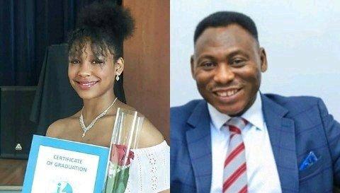Amokachi's Half Nigerian and Half Tunisian Daughter
