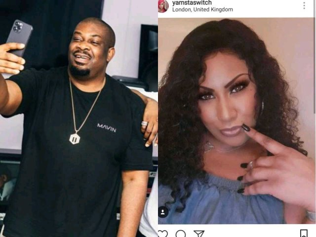 After Don Jazzy Reveals The Identity Of His Ex-wife, See What Was Found On Her Page Concerning Her Age