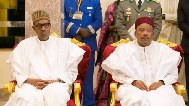 Newly Elected Nigerien President Has Just Resumed Office, See His Photos