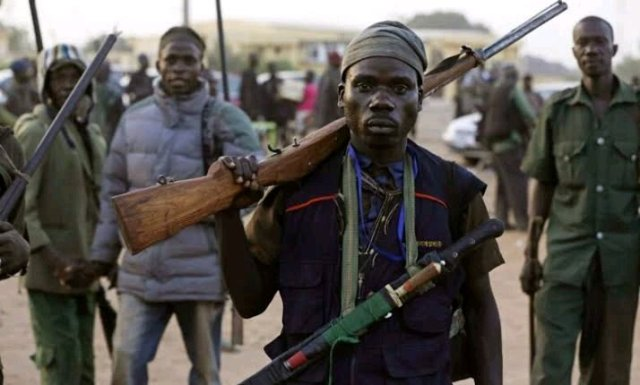 BEWARE!!! Bandits Have Launched New Method Of Operating, See What They Did As They Stormed A Town