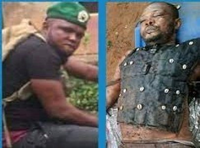 REVEALED!!! How ESN Commander, Ikonso's Friend, Others Allegedly Gave Nigerian Army Information That Helped Them To Kill Him