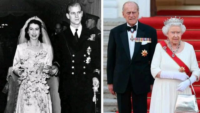 Meet The Only African Leader That Queen Elizabeth II And Prince Philip Have Bowed To - Haille Selassie I