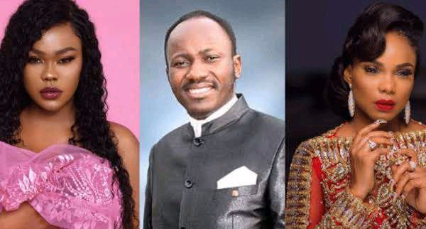BOMSHELL!!! Why I Agreed To Have A Threesome With Apostle Suleiman and Nollywood Actress Iyabo