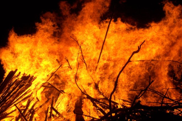 Another Police Station Set On Fire in Abia As State Government Condemned Attack