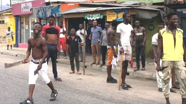 9 Feared Dead And Many Flee For Their Lives As Unknown Gunmen Attacks A Community In Anambra State