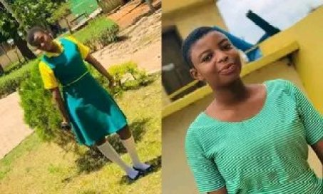 Beautiful SHS Female Student Leticia Penaman Commits Suicide After Dropping This Note