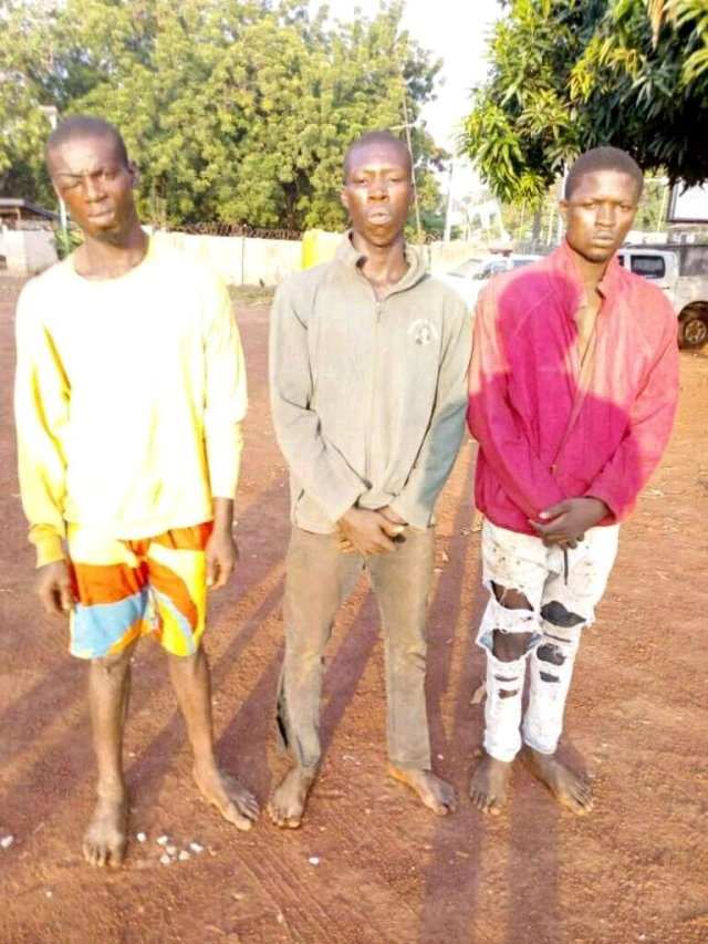 """ENDTIME!!! """"We Were Instructed To Sleep With Our Sisters Before Going Out To Rob""""- Suspect Confesses"""