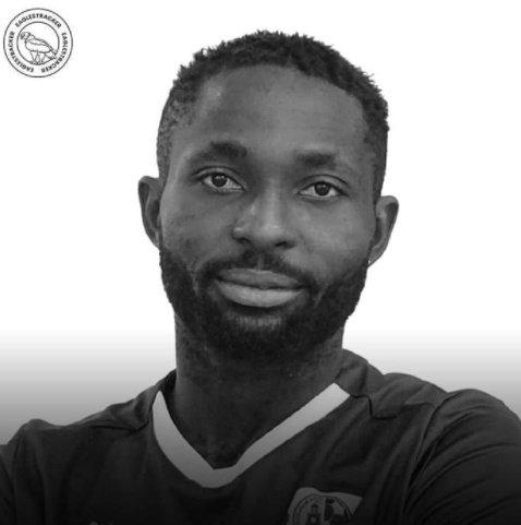 Nigerian Footballer Kelvin Odenigbo is Dead