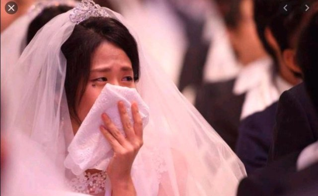 INCREDIBLE!! See The Country Where People Cry For A Whole Month Before Getting Married