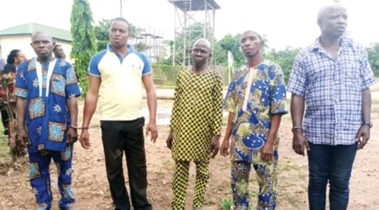 WICKED WORLD!!! See the Faces of Pastor and 4 Others That Kill A Teenager For Rituals In Osun State